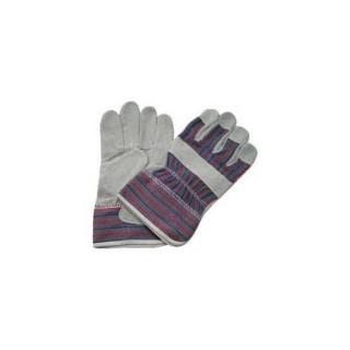 Ръкавици сив велур | Макадамия 05