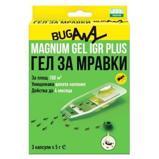 Магнум гел за борба с мравки | Макадамия 05