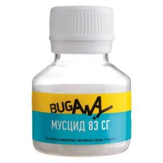Мусцид 83 СГ биоциден препарат против мухи | Макадамия 05