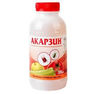 Акарзин прилепител, контактен инсекто-акарицид | Макадамия 05