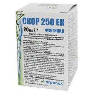 СКОР 250 ЕК - широкоспектърен фунгицид | Макадамия 05