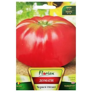 Семена Домати Червен гигант | Макадамия 05