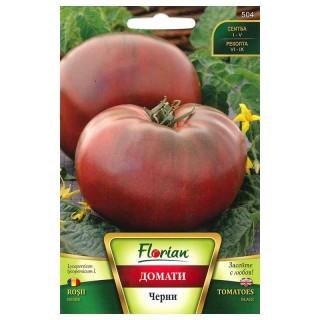 Семена Черен Домат | Макадамия 05