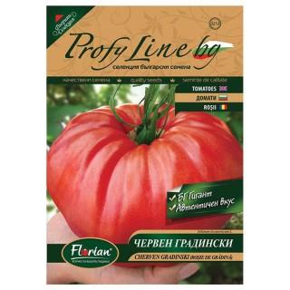 Профи семена Домати Червен градински - гигант | Макадамия 05
