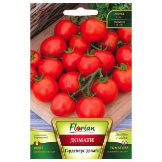 Семена чери домати Гарденерс делайт | Макадамия 05