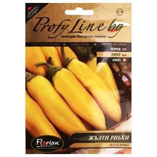 Профи семена Пипер Жълти рибки | Макадамия 05