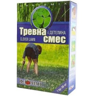 Тревна смес с Микро Детелина | Макадамия 05