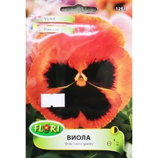 Цветя Виола 1251 | Макадамия 05