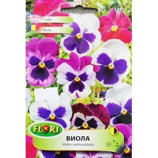 Цветя Виола 1315 | Макадамия 05