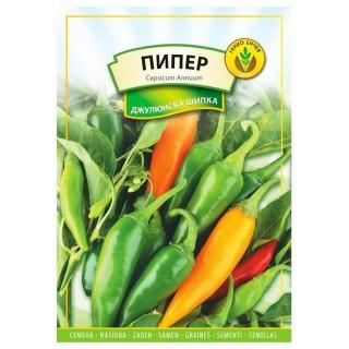 Семена пипер Джулюнска шипка | Макадамия 05