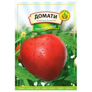 Семена домати Биволско сърце (червен) | Макадамия 05