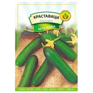 Семена краставици Бета Алфа | Макадамия 05