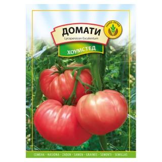 Семена Домати Хоумстед - розов | Макадамия 05