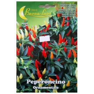 Семена Декоративен пипер | Макадамия 05