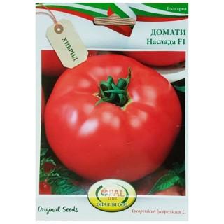 Семена домати Наслада F1 | Макадамия 05