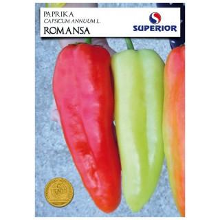 Семена Пипер Романса | Макадамия 05