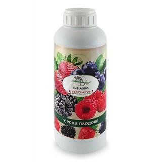 B&B Flow-Fine - органичен НПК тор за горски плодове NPK 10:4:7 | Макадамия 05