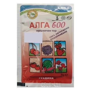 Алга 600, Органичен  тор | Макадамия 05