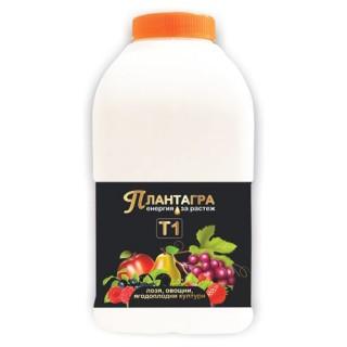 Плантагра T1 за лозя, овощни и ягодоплодни | Макадамия 05