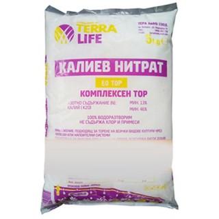 Калиев нитрат 13-0-46 - НК тор | Макадамия 05