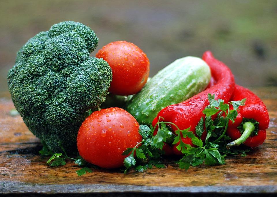 Торене на зеленчуци с Кристалон